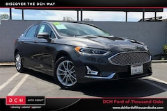 Used 2019 Ford Fusion Energi Titanium Sedan in Thousand Oaks, CA