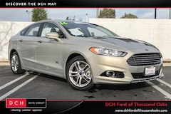 Certified Pre-Owned 2016 Ford Fusion Energi Titanium Sedan in Thousand Oaks, CA