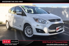 Certified Pre-Owned 2015 Ford C-Max Energi SEL Hatchback in Thousand Oaks, CA