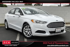 Certified Pre-Owned 2016 Ford Fusion SE Sedan in Thousand Oaks, CA