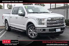 Certified Pre-Owned 2015 Ford F-150 Truck SuperCrew Cab in Thousand Oaks, CA