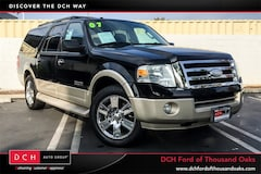 Bargain Used 2007 Ford Expedition EL Eddie Bauer SUV in Thousand Oaks, CA