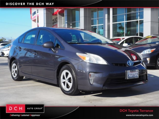 Used 2013 Toyota Prius Two Hatchback Torrance, CA