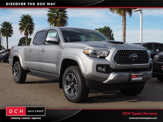 New 2019 Toyota Tacoma TRD Sport Truck Double Cab Torrance, CA