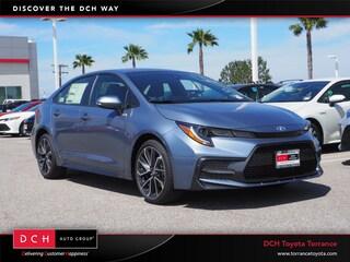 New 2020 Toyota Corolla SE Sedan Torrance, CA
