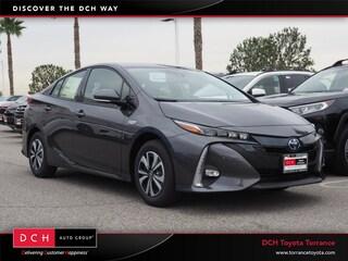 New 2019 Toyota Prius Prime Advanced Hatchback Torrance, CA