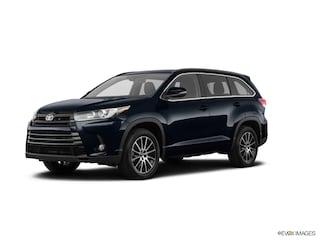 New 2019 Toyota Highlander SE SUV Torrance, CA