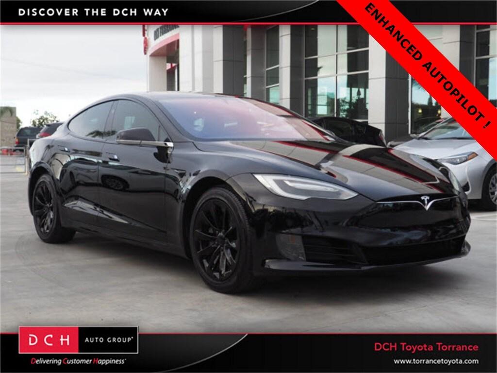 Used 2017 Tesla Model S 75 Sedan Torrance, CA