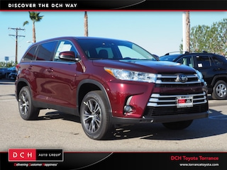 New 2019 Toyota Highlander LE Plus SUV Torrance, CA