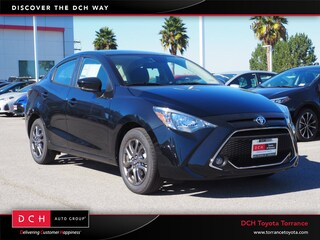 New 2019 Toyota Yaris Sedan LE Sedan Torrance, CA