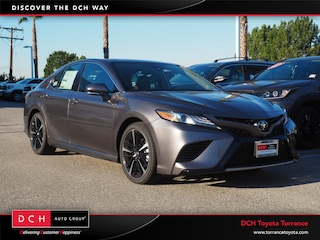 New 2019 Toyota Camry XSE V6 Sedan Torrance, CA