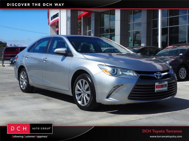 New 2017 Toyota Camry XLE Sedan Torrance, CA