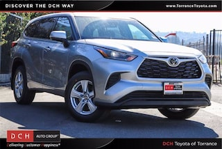 New 2021 Toyota Highlander L SUV For Sale in Torrance