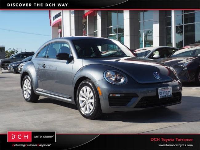 Used 2017 Volkswagen Beetle 1.8T Hatchback Torrance, CA