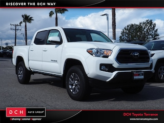 New 2019 Toyota Tacoma SR5 Truck Double Cab Torrance, CA