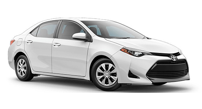 2018 Toyota Corolla front view