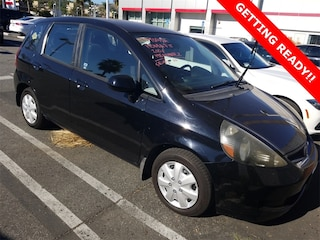 Used 2008 Honda Fit Base Hatchback Torrance, CA