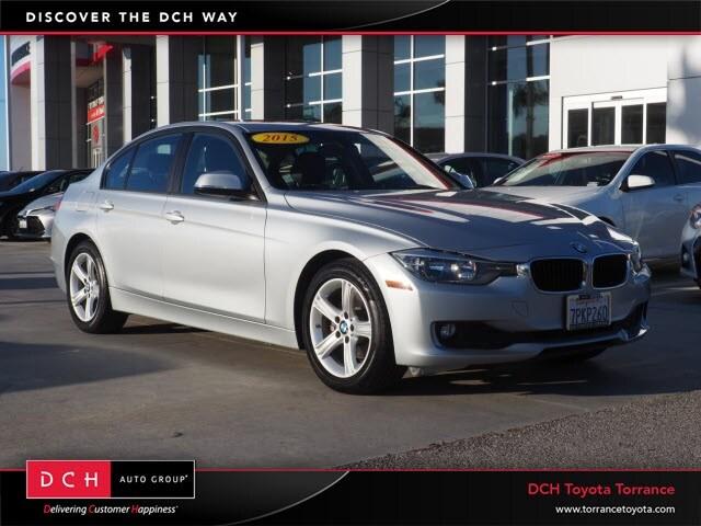 Used 2015 BMW 3 Series 320i Sedan Torrance, CA