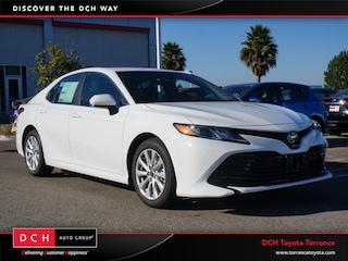 New 2018 Toyota Camry LE Sedan Torrance, CA