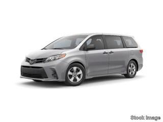 New 2019 Toyota Sienna L Van