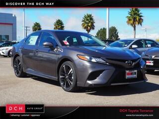 New 2019 Toyota Camry XSE Sedan Torrance, CA