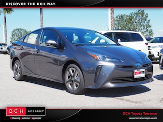 New 2019 Toyota Prius L Hatchback Torrance, CA