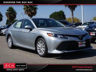 New 2019 Toyota Camry LE Sedan Torrance, CA