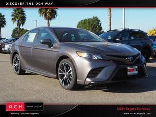 New 2019 Toyota Camry SE Sedan Torrance, CA