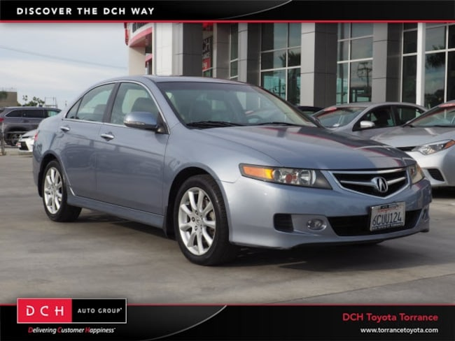 Used 2008 Acura TSX Base Sedan Torrance, CA