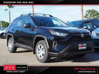New 2019 Toyota RAV4 LE SUV Torrance, CA
