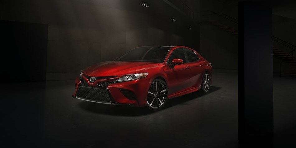 Meet The New Toyota Camry For Sale At DCH Toyota City