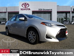 Used Toyota Corolla 2019 Toyota Corolla LE Sedan For Sale in North Brunswick