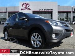 Used 2014 Toyota RAV4 4WD Limited SUV North Brunswick NJ