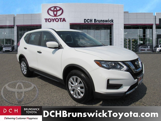 Used 2017 Nissan Rogue Suv S For Sale In North Brunswick Township Nj
