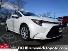 New 2020 Toyota Corolla LE Sedan North Brunswick NJ