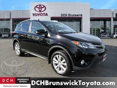 Used Toyota RAV4 2014 Toyota RAV4 4WD Limited SUV For Sale at DCH Brunswick Toyota