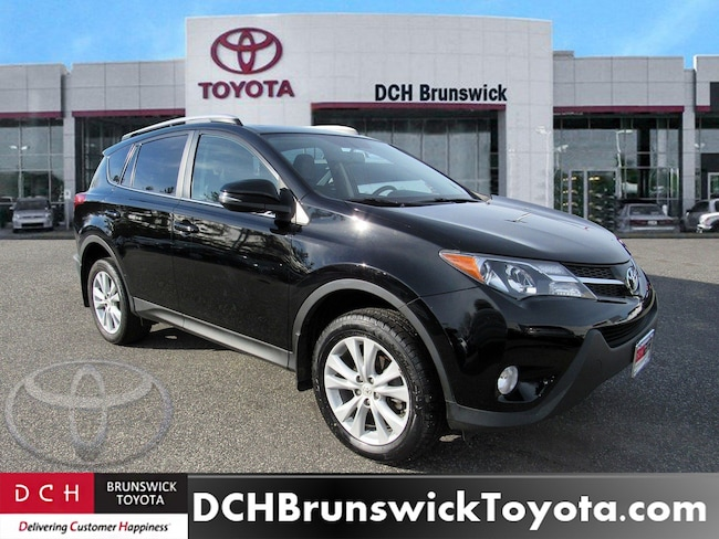 Used 2014 Toyota RAV4 4WD Limited SUV North Brunswick NJ