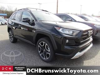 New 2019 Toyota RAV4 Adventure SUV North Brunswick NJ