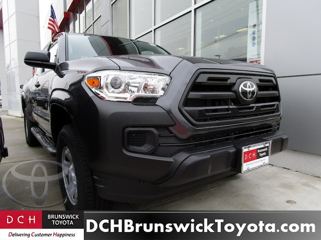 New 2019 Toyota Tacoma Truck Access Cab Magnetic Gray Metallic For