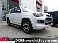 New 2019 Toyota 4Runner Limited SUV North Brunswick NJ