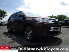 New 2019 Toyota Highlander LE V6 SUV North Brunswick NJ