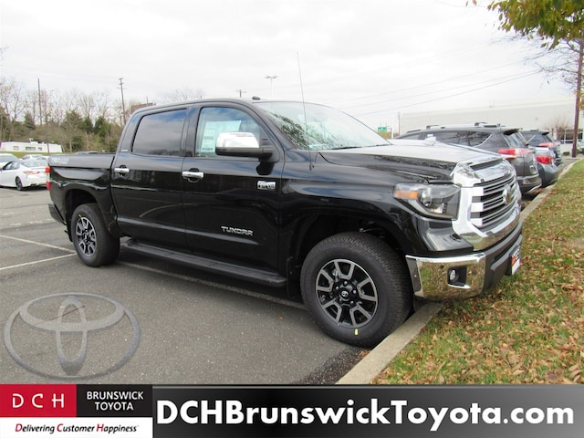 New 2019 Toyota Tundra Truck Crewmax Midnight Black For Sale In