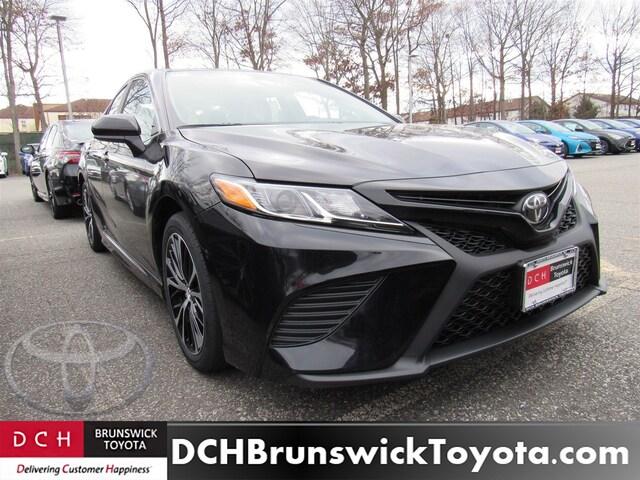 Black Toyota Camry >> 2019 Toyota Camry Se Sedan Front Wheel Drive