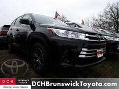 New Toyota Highlander  2019 Toyota Highlander LE V6 SUV for sale in North Brunswick, NJ