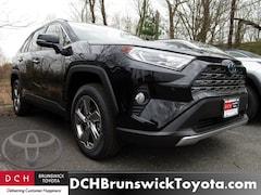 New 2019 Toyota RAV4 Hybrid Limited SUV North Brunswick NJ