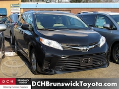 New 2019 Toyota Sienna L 7 Passenger Van North Brunswick NJ