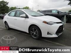 New 2019 Toyota Corolla LE Sedan North Brunswick NJ