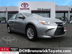 Used Toyota Camry  2017 Toyota Camry LE Sedan For Sale in North Brunswick