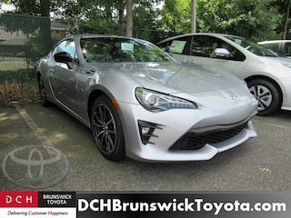 New 2018 Toyota 86 GT w/Black Accents Coupe