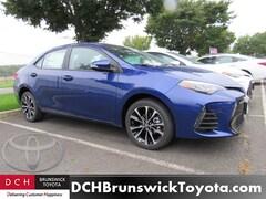 New 2019 Toyota Corolla SE Sedan North Brunswick NJ